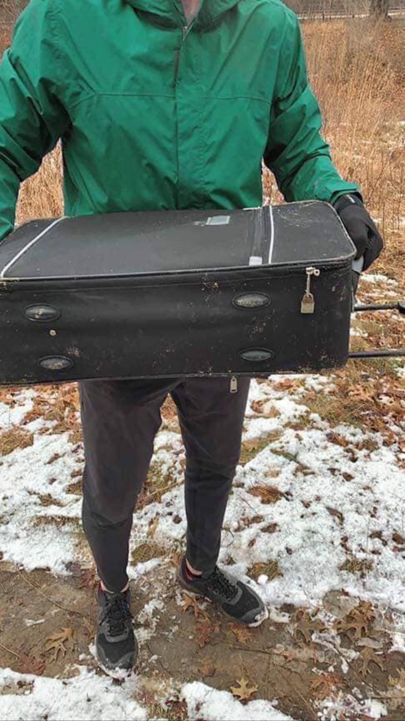dog suitcase toronto