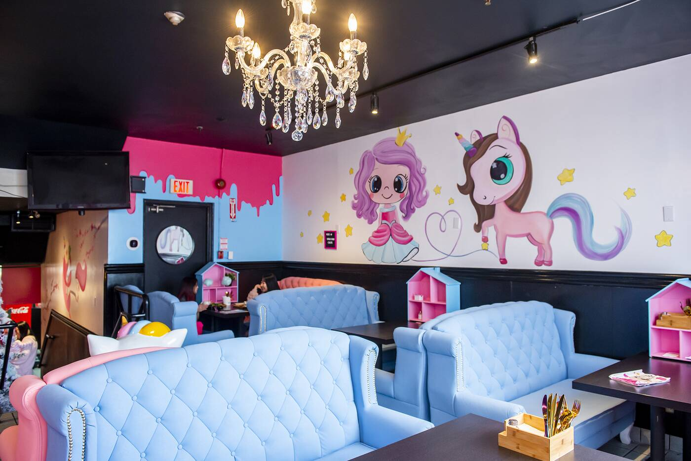 Unicorn Cafe Toronto