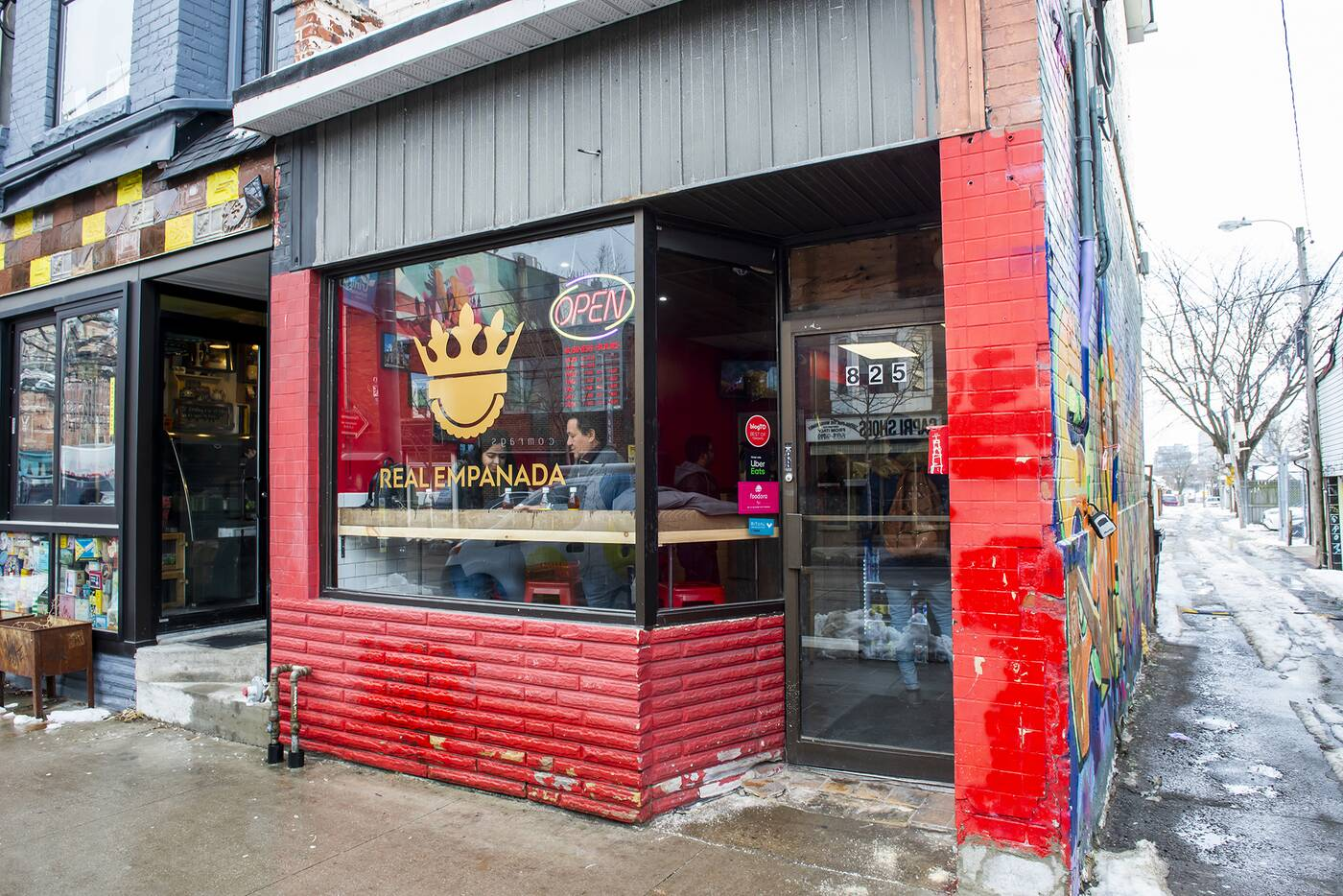 Real Empanada Corporation Toronto