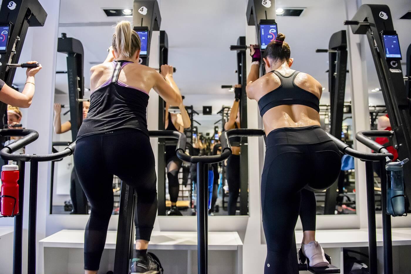 burnout fitness toronto
