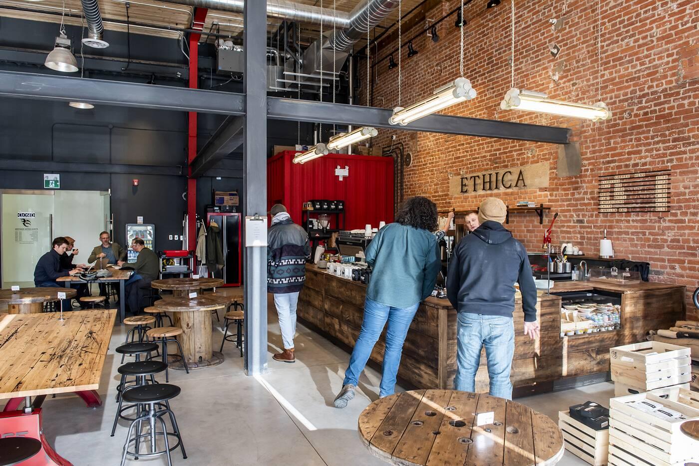 ethica coffee toronto