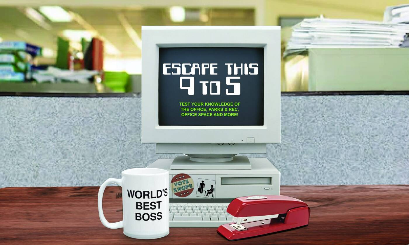 office escape room toronto