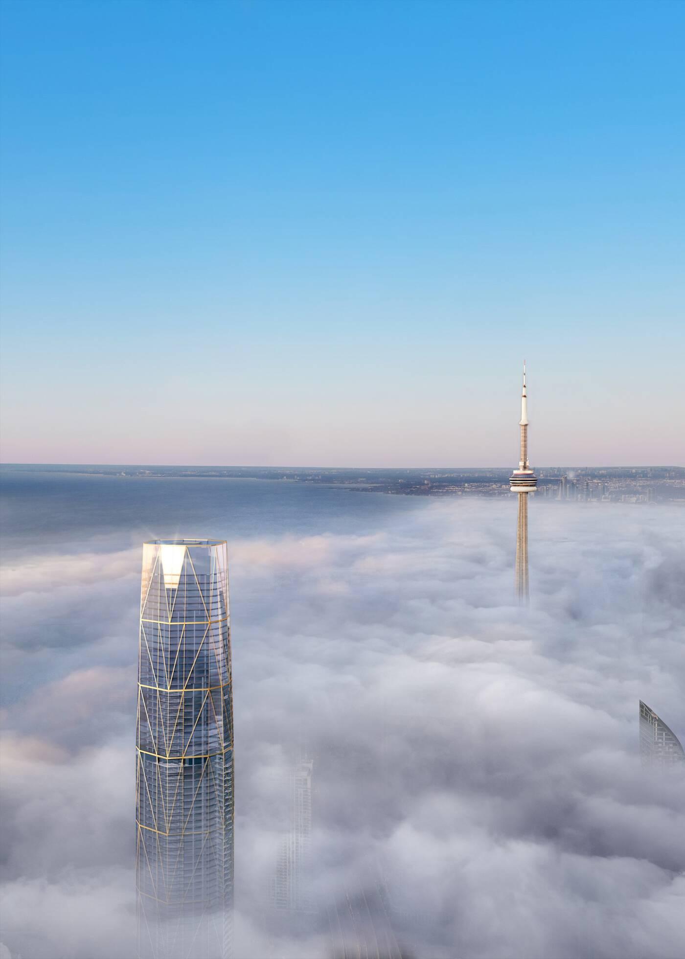 toronto skytower