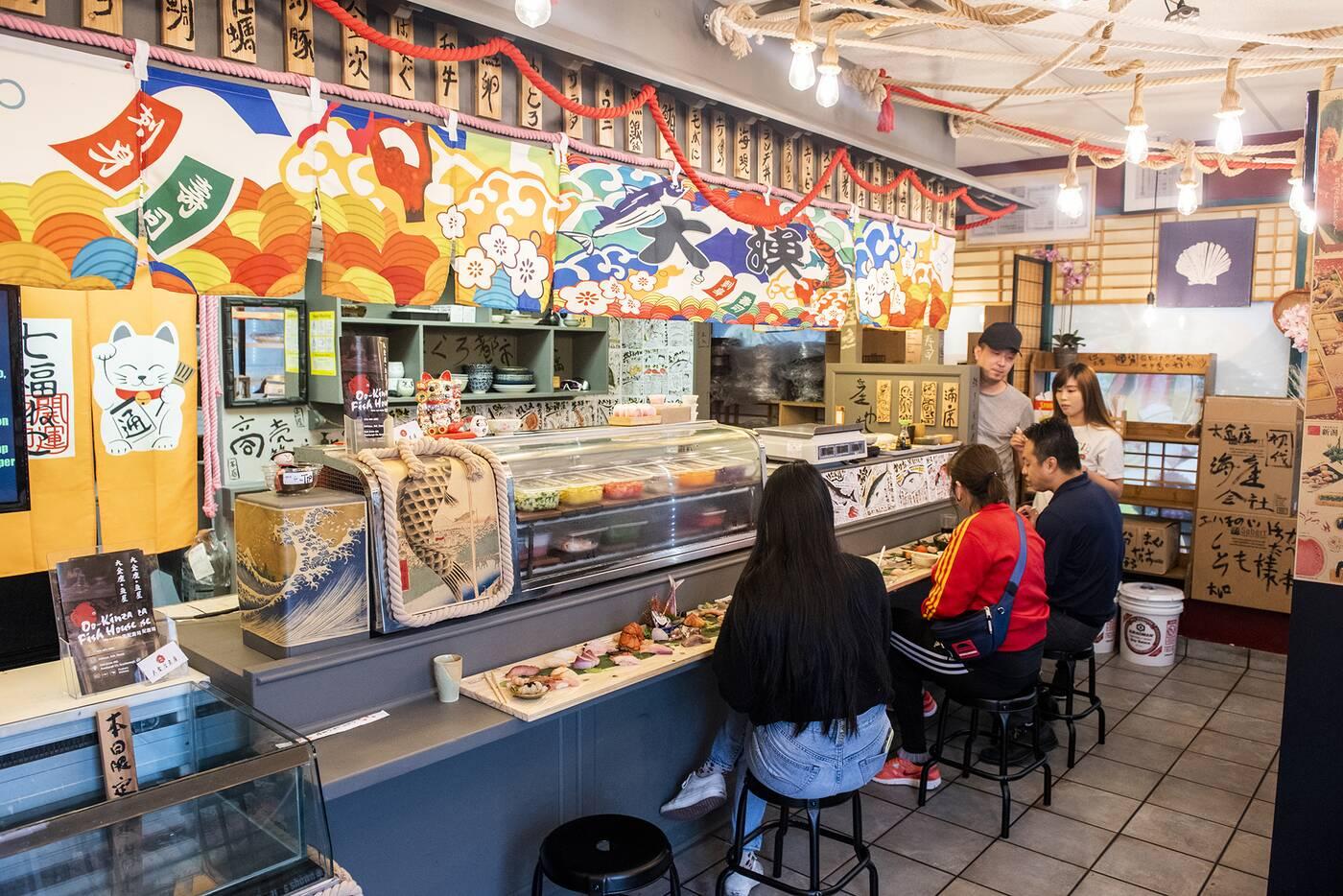 hottest new restaurants toronto