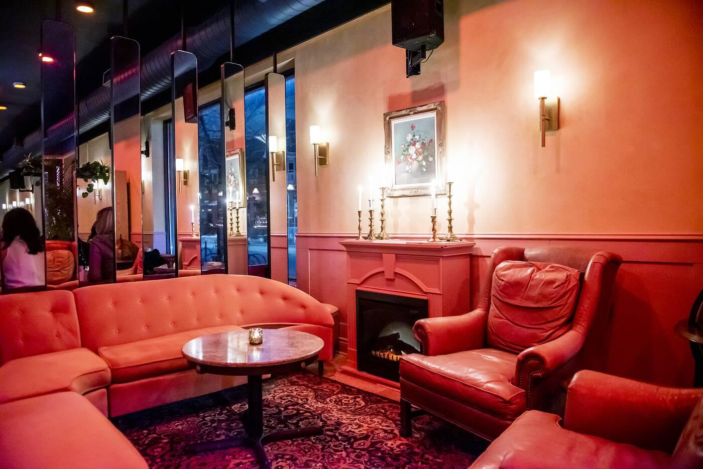 Bar Mordecai Toronto