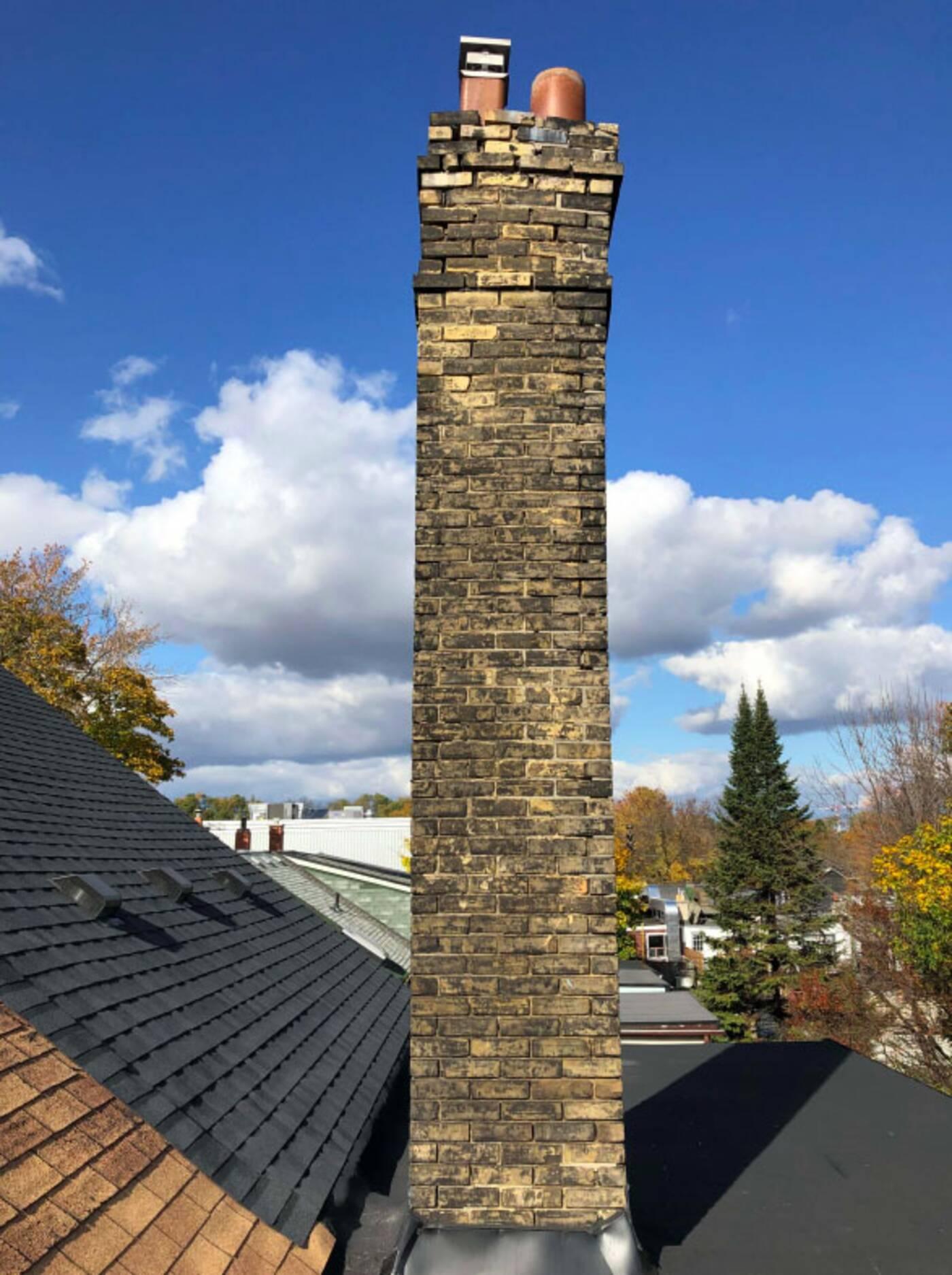 toronto chimney drama
