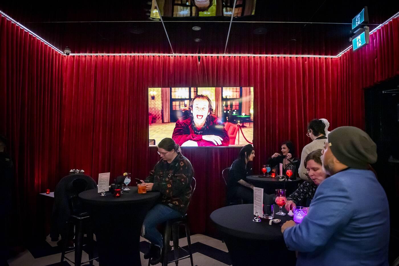 Black Lodge Bar Toronto
