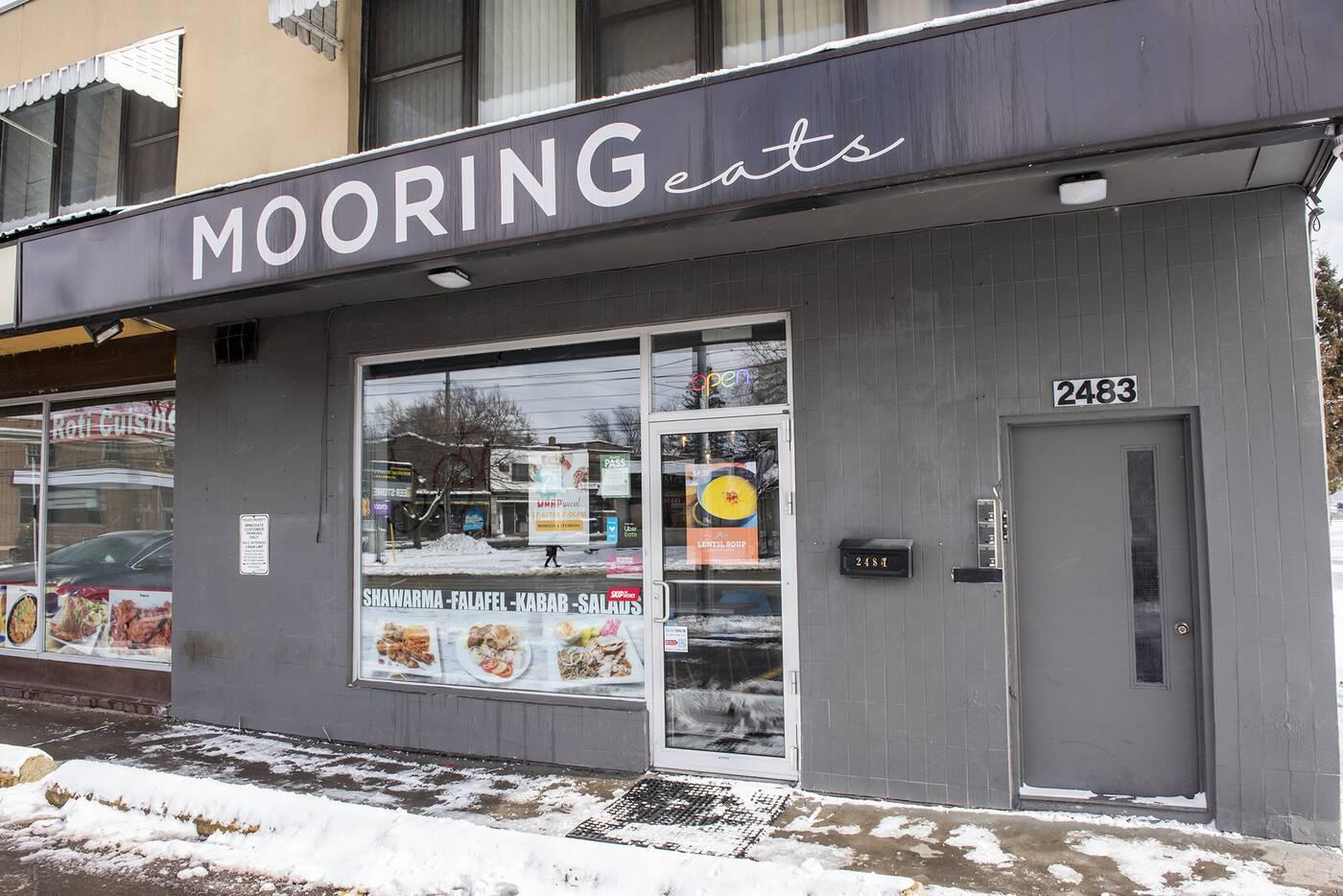 mooring eats toronto