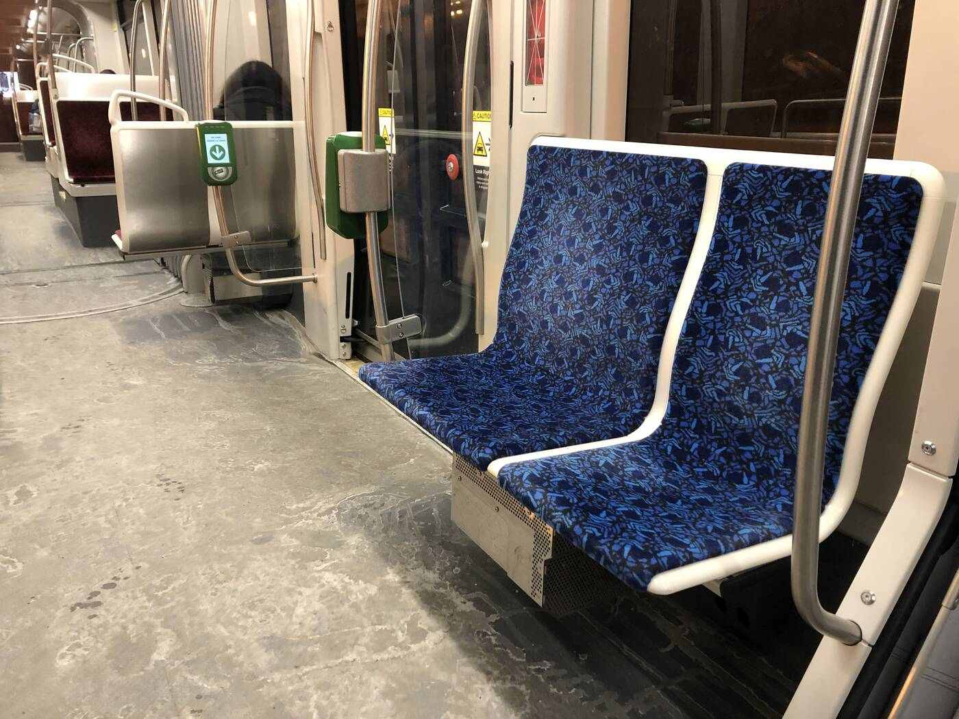 ttc wide seats
