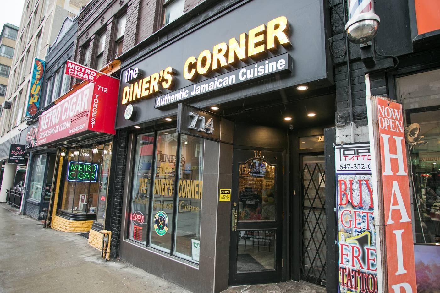 diners corner toronto