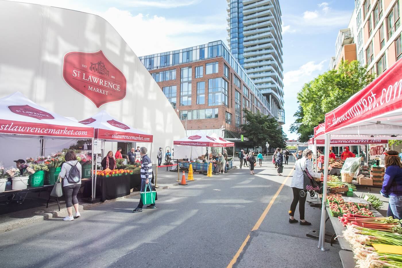 farmers markets toronto 2020