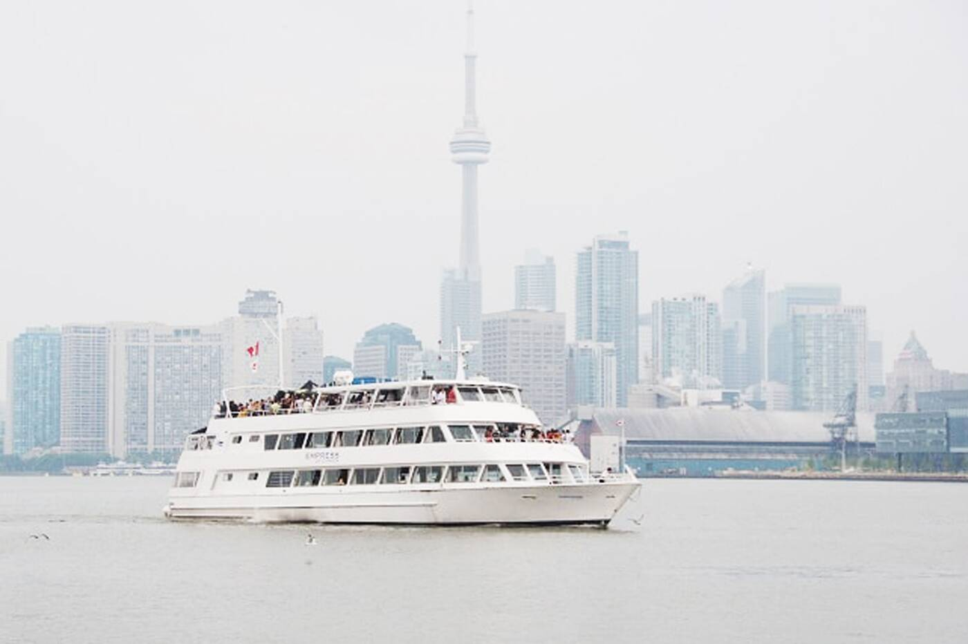 party boat toronto
