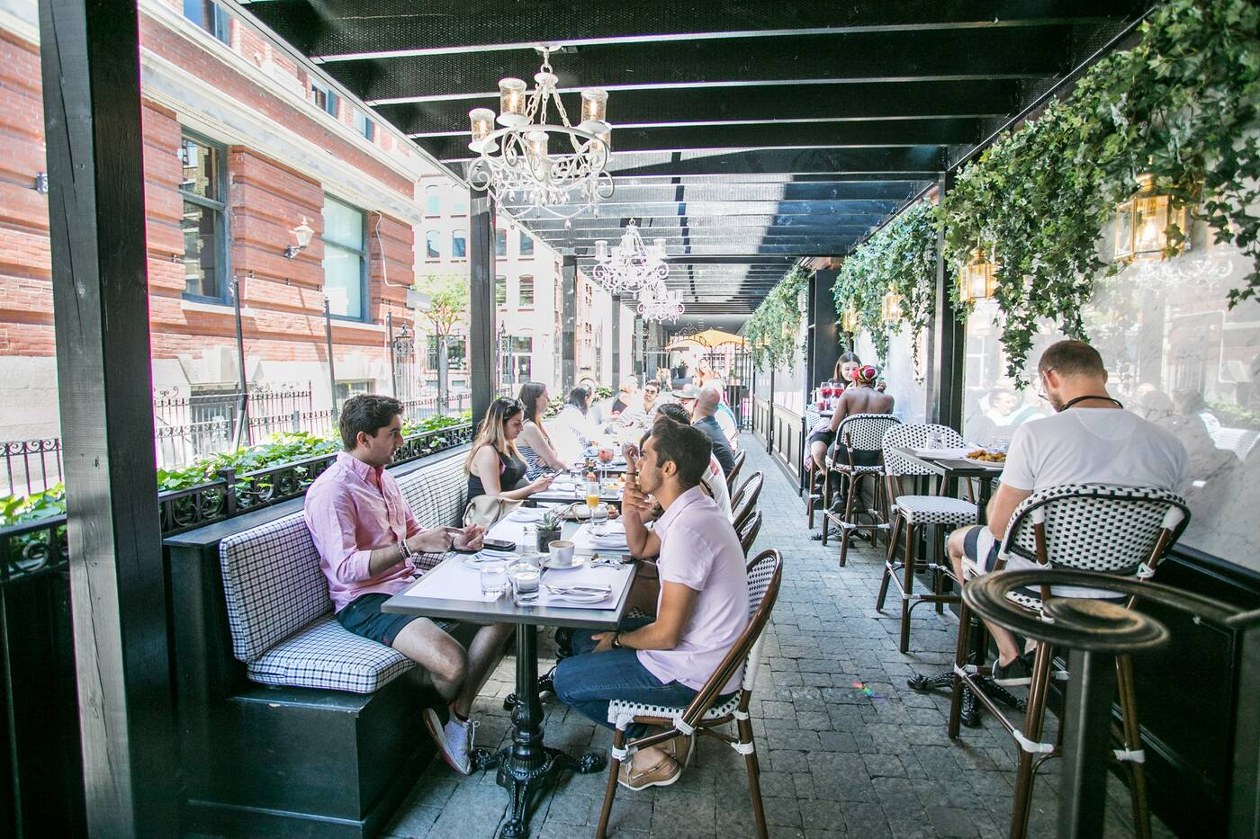 King West Patio