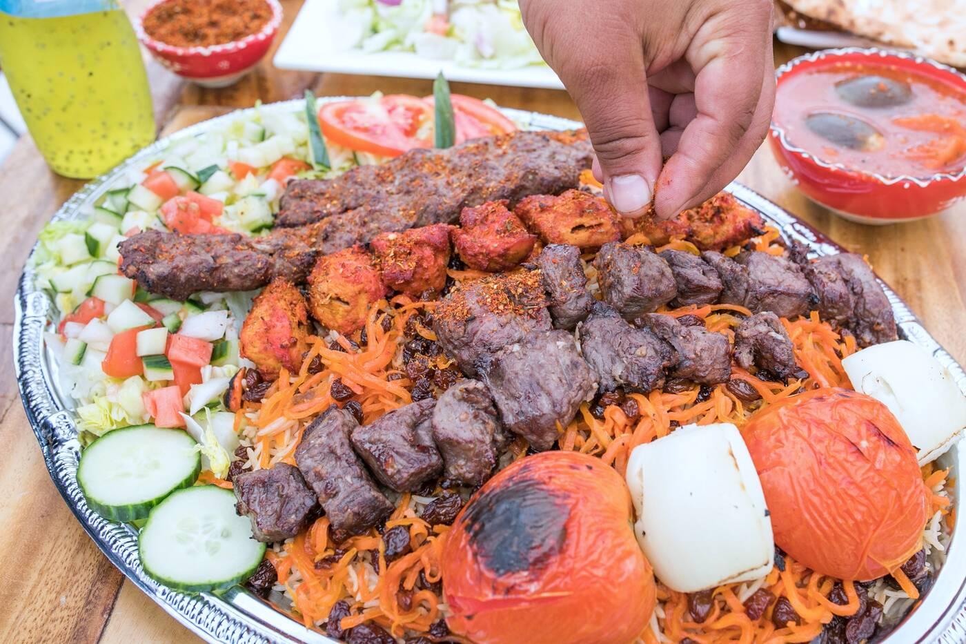 north kabab toronto