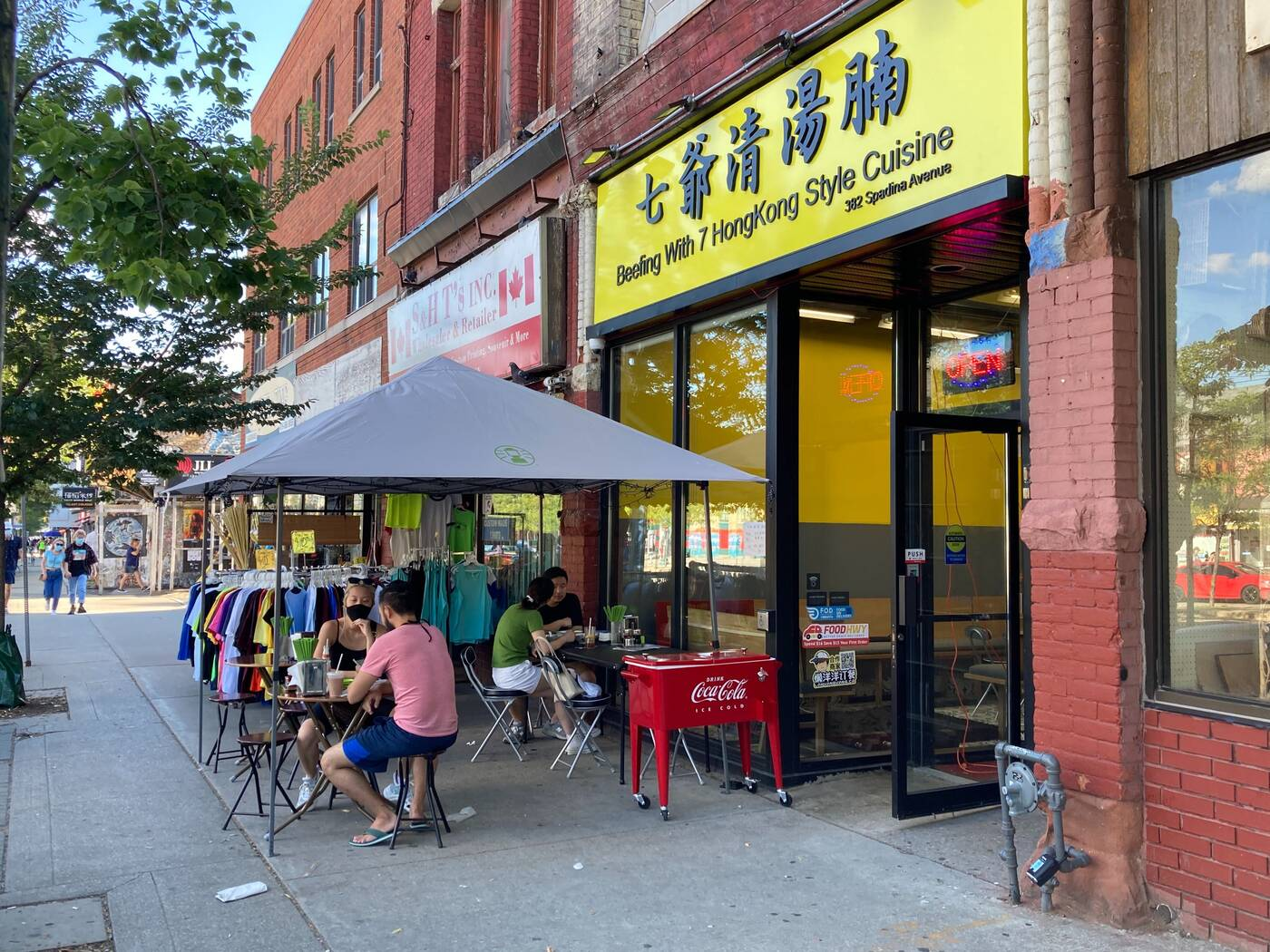 patios in chinatown toronto
