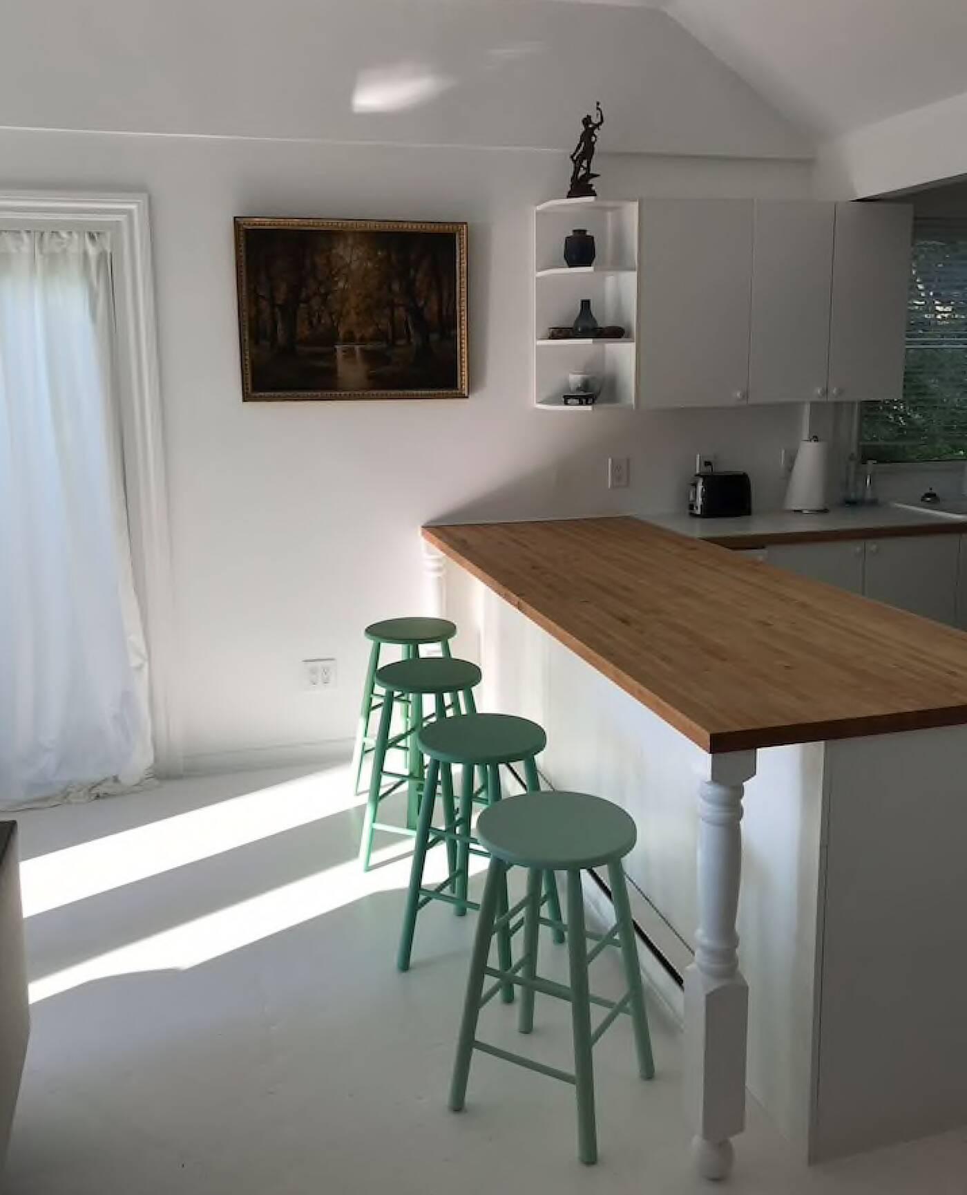 toronto island airbnb