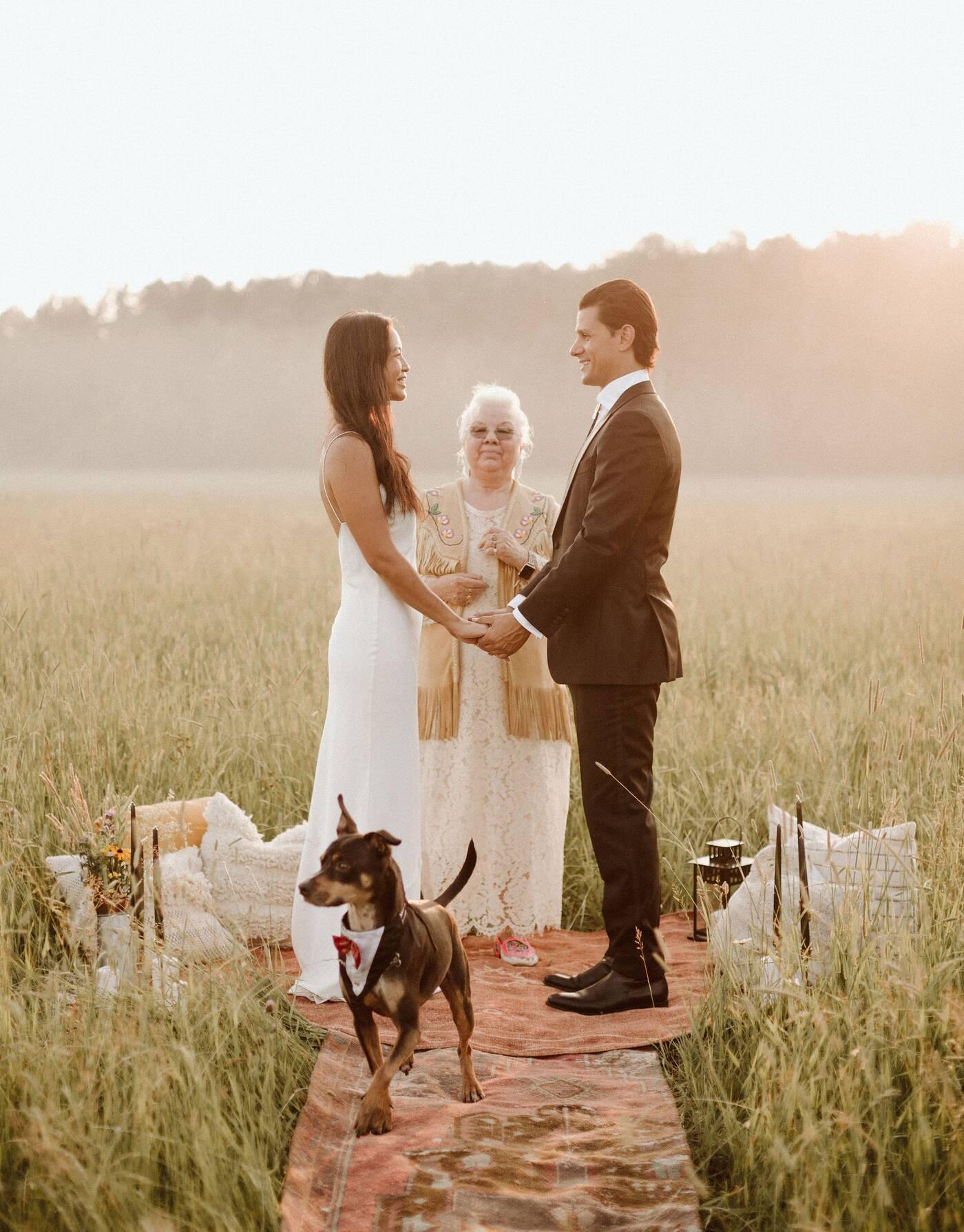 ontario wedding covid