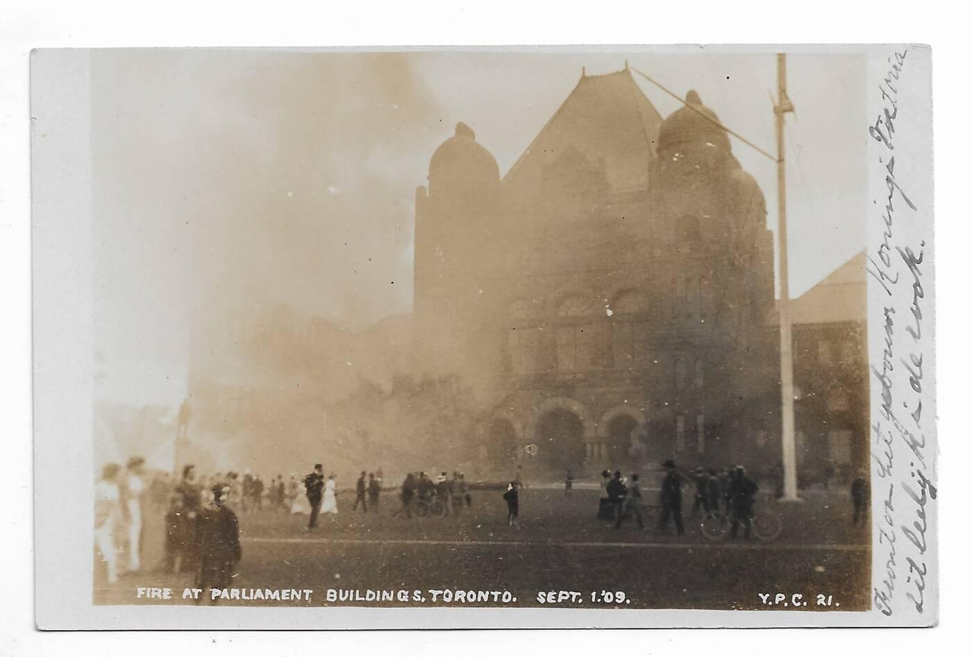 postcards toronto