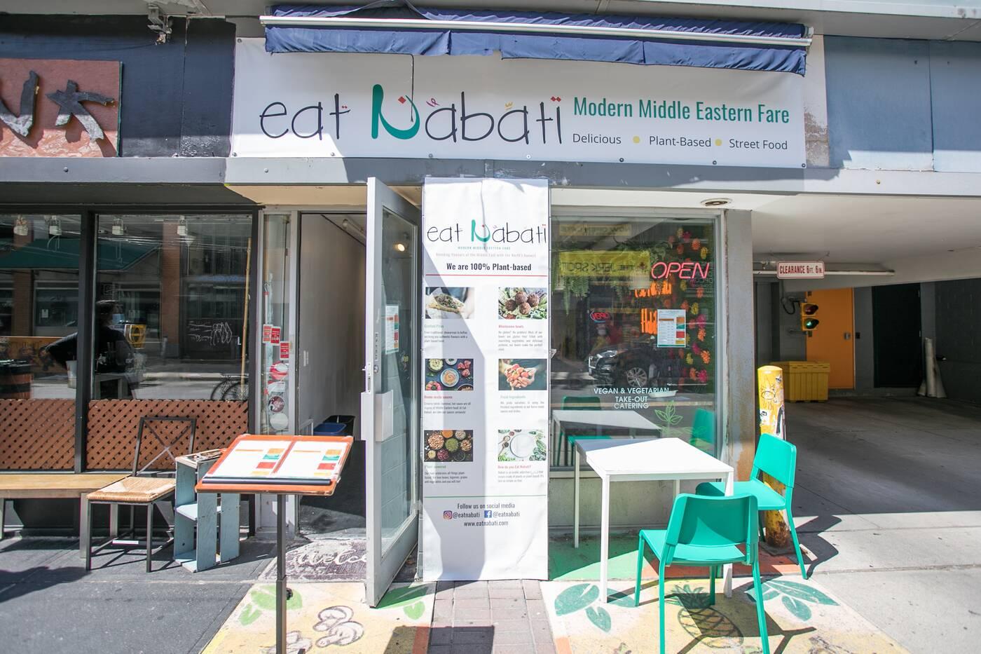 eat nabati toronto