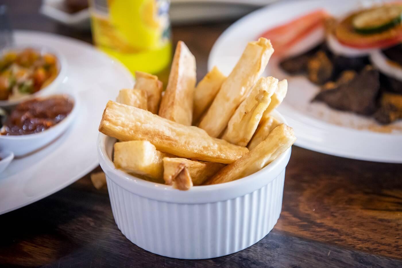 Cassava Cuisine Toronto