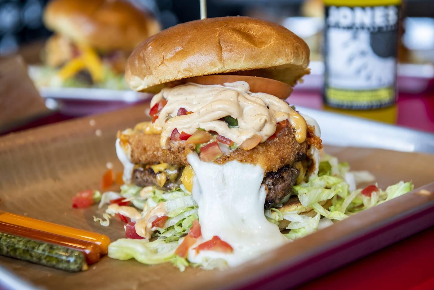 matts burger lab toronto
