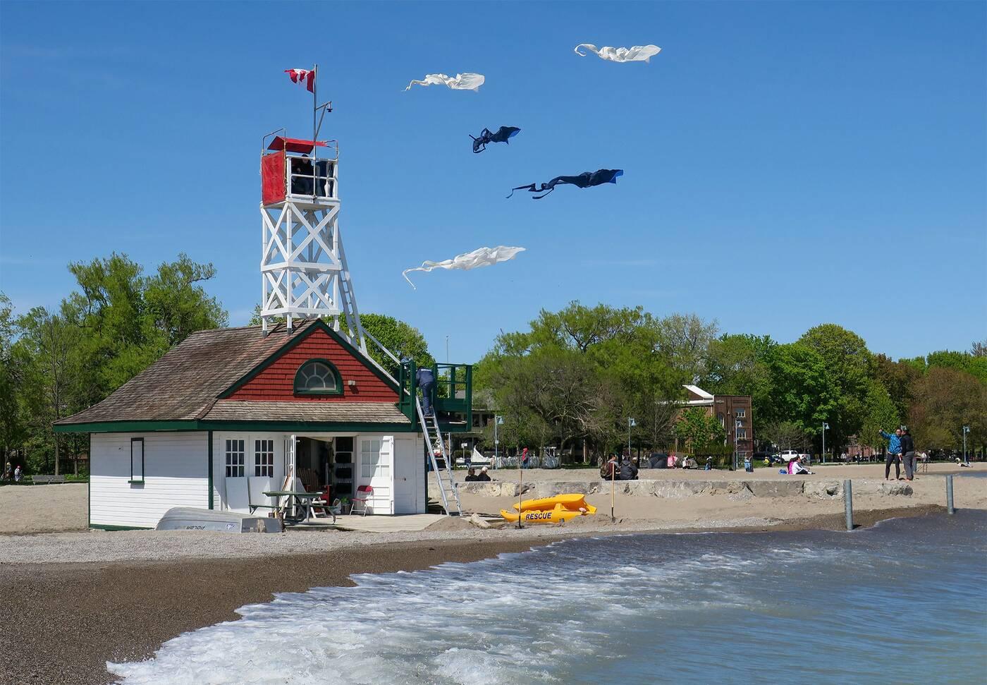 leauty lifeguard station