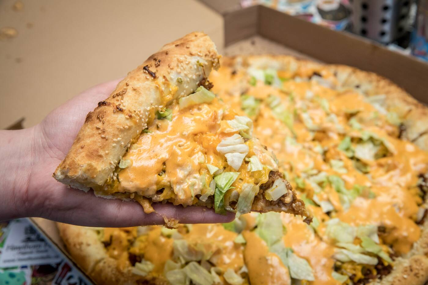 Vegan Pizza Toronto