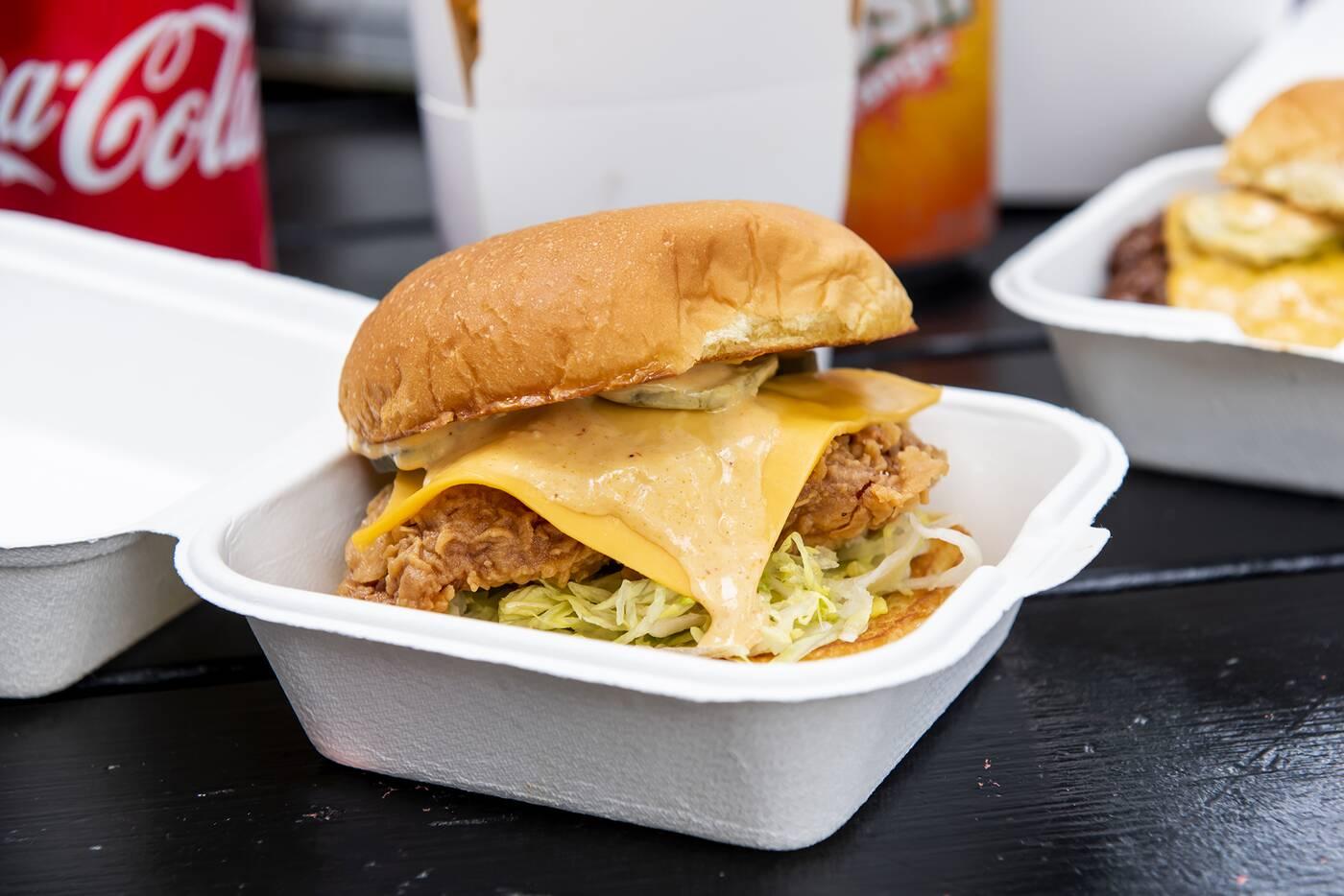 Happy Burger Toronto