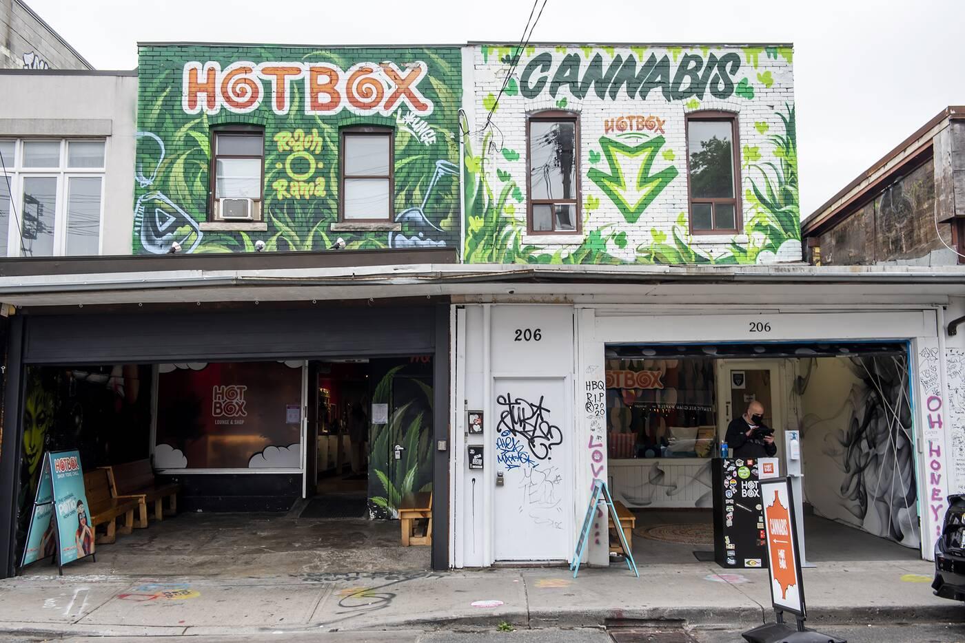 hotbox cafe toronto