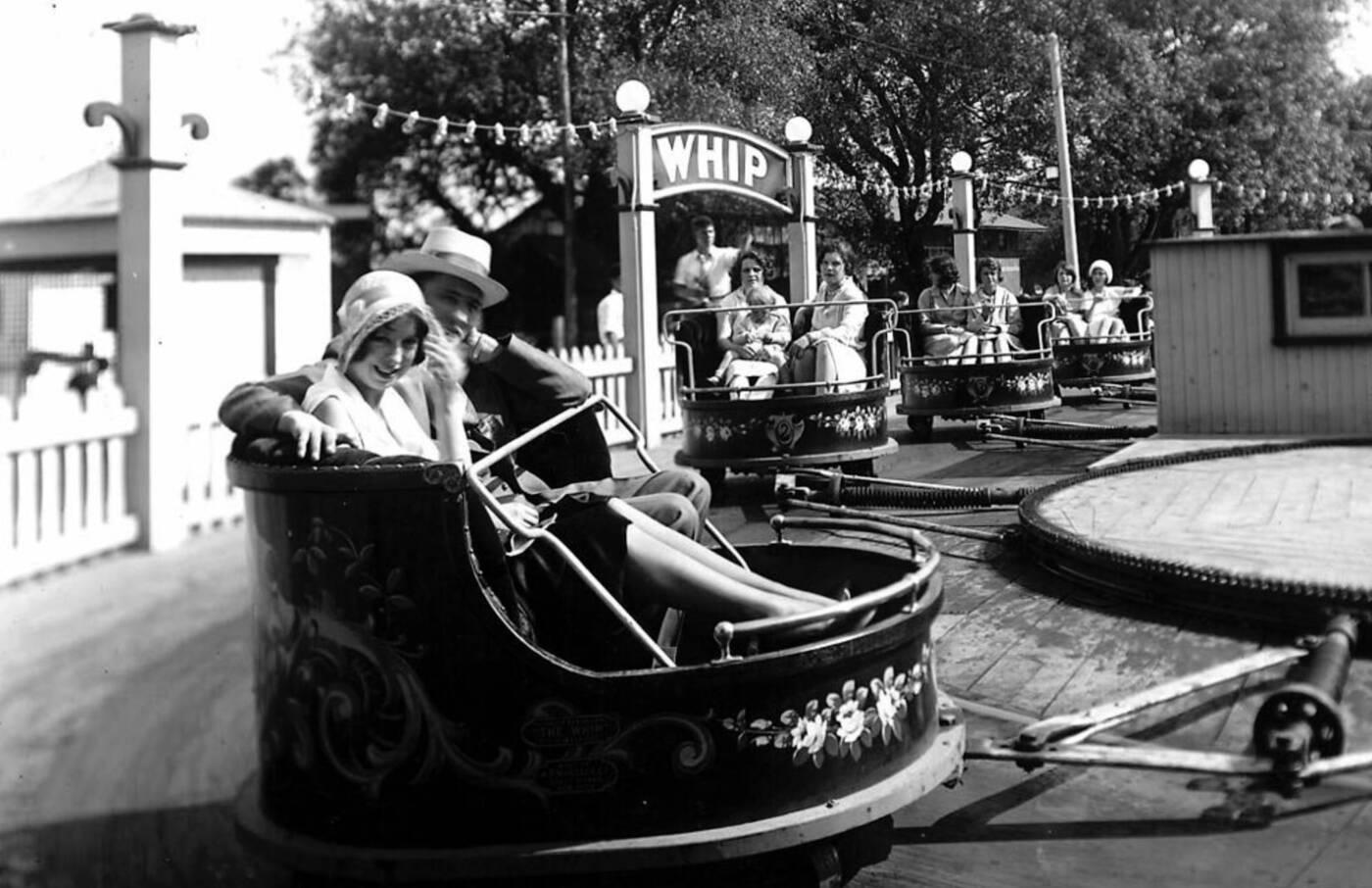 hanlans point amusement park