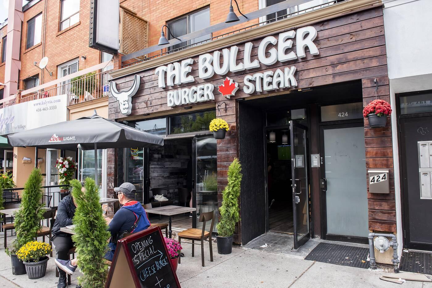 Bullger Toronto