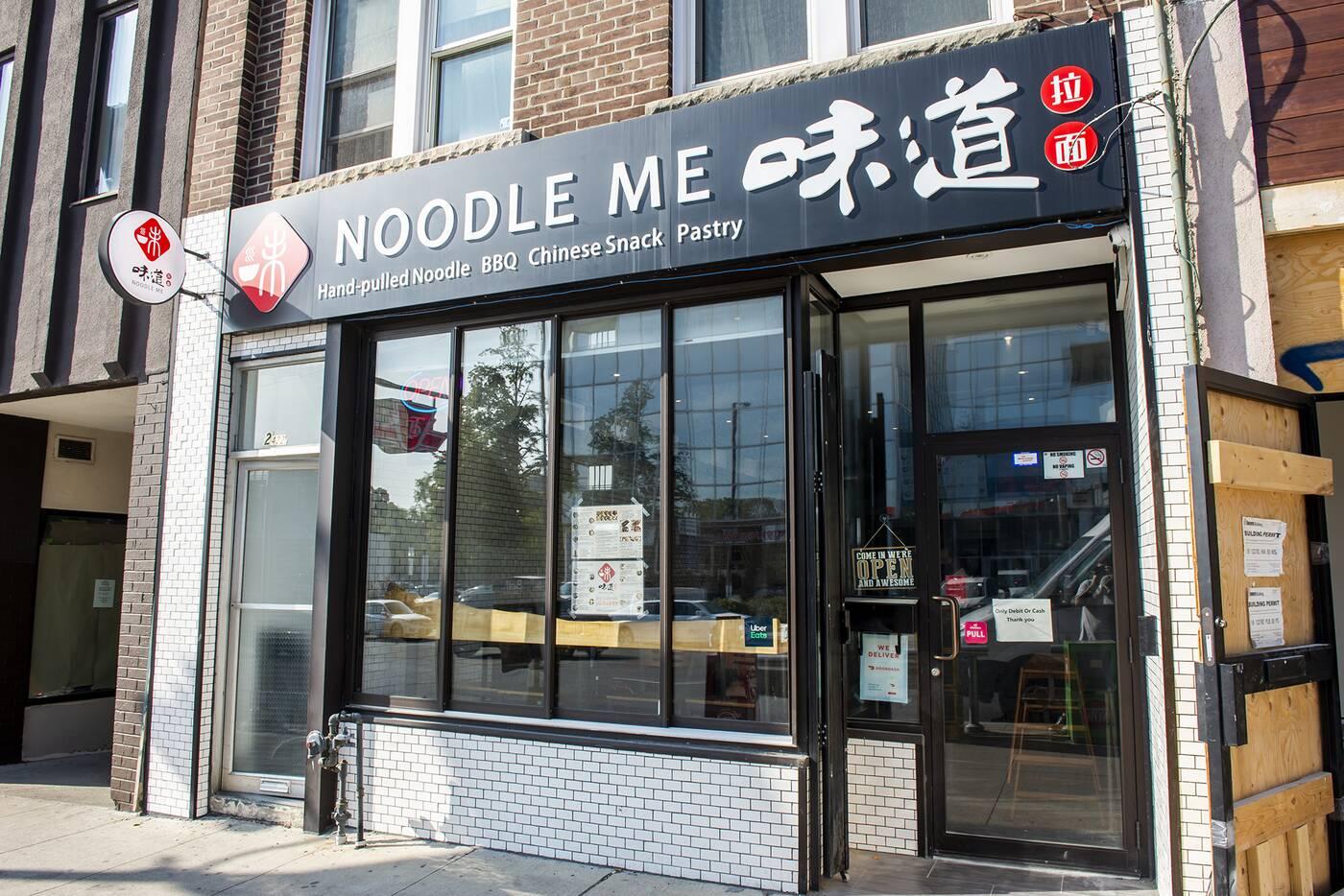 noodle me toronto