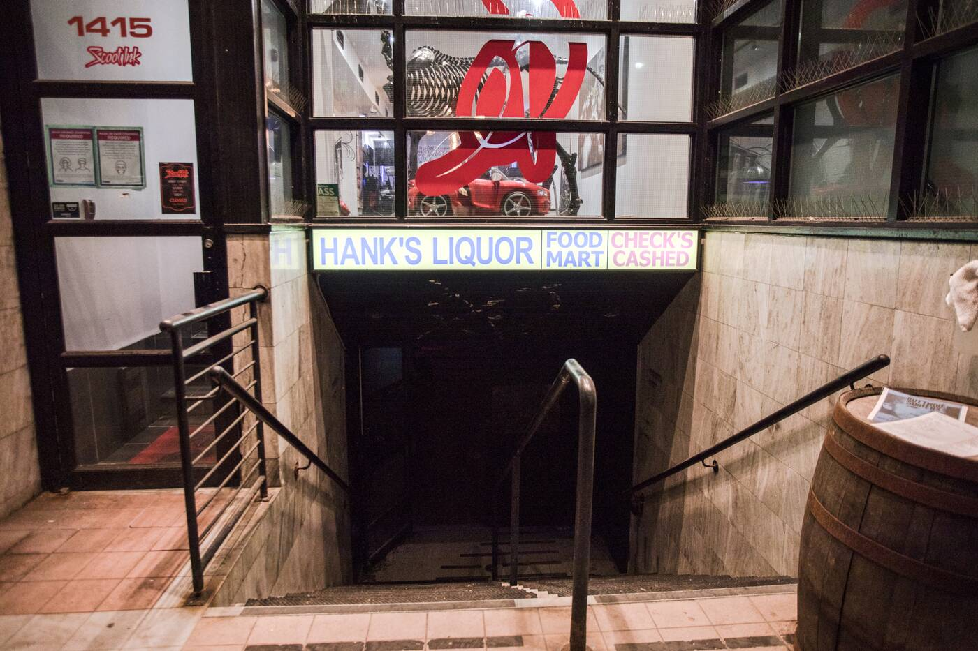 Hanks Liquor Toronto