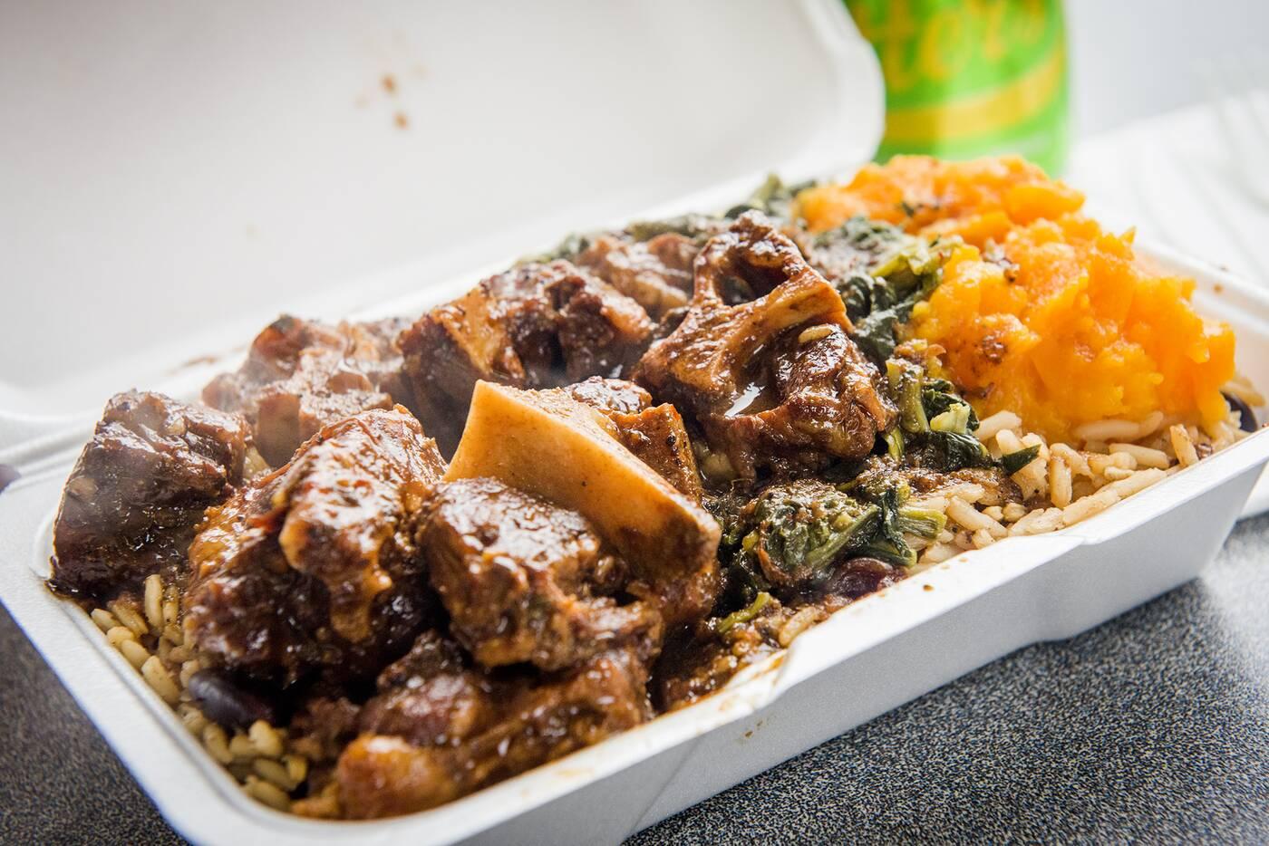 caribbean restaurant toronto