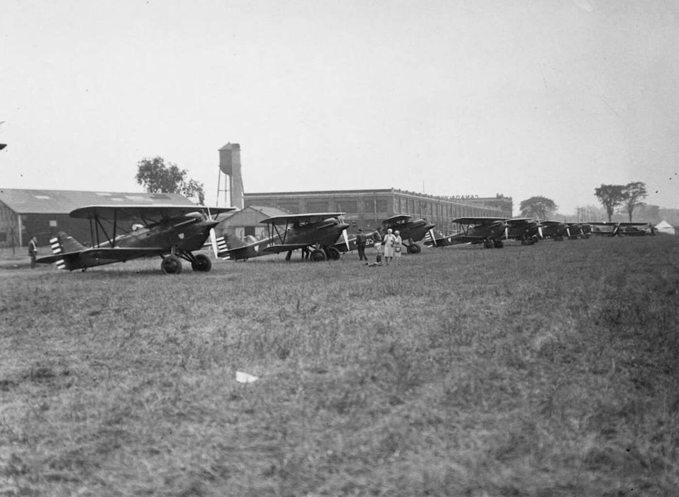 leaside aerodrome