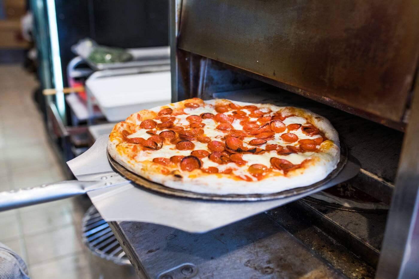 pizza toronto