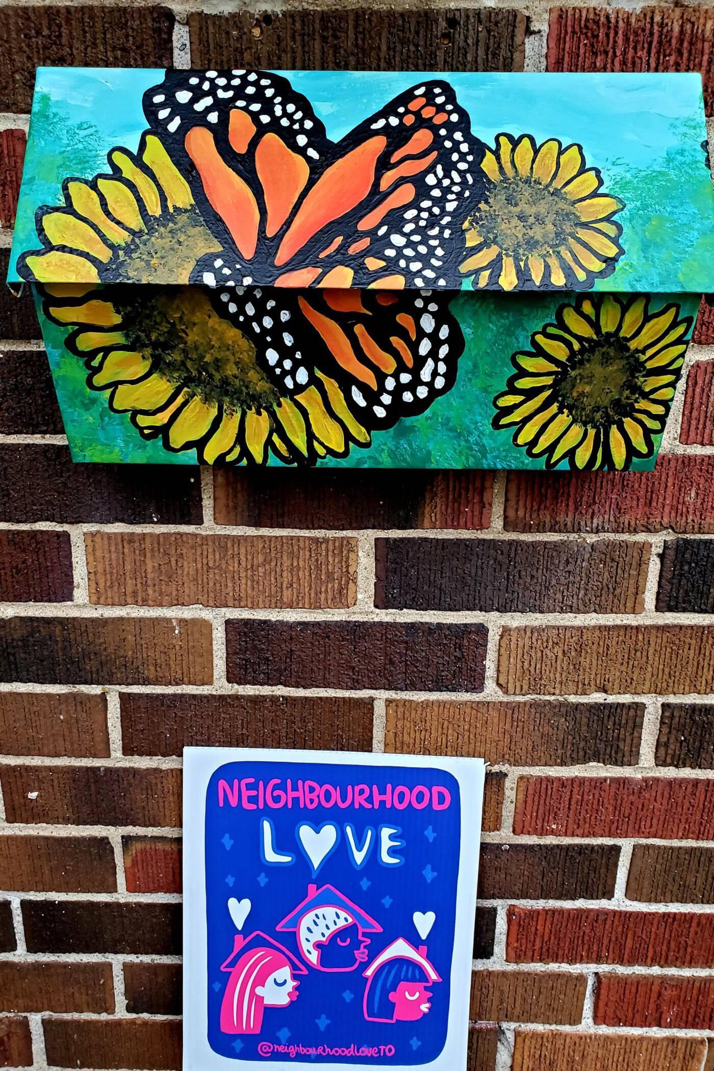 neighbourhood love to