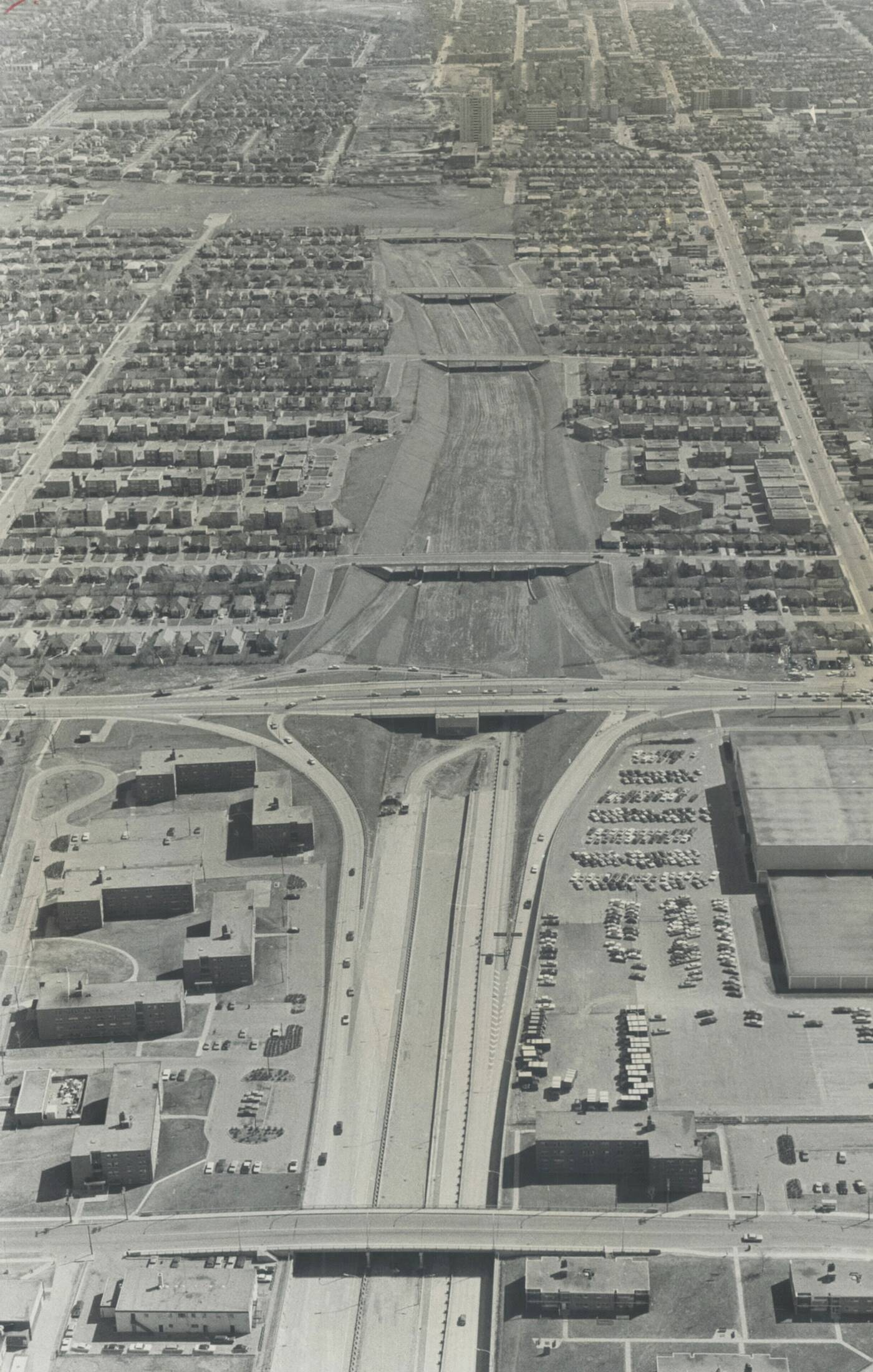spadina expressway