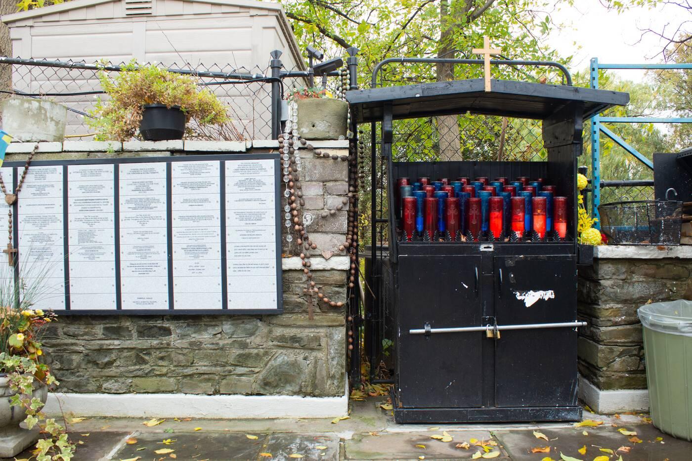 marian shrine of gratitude