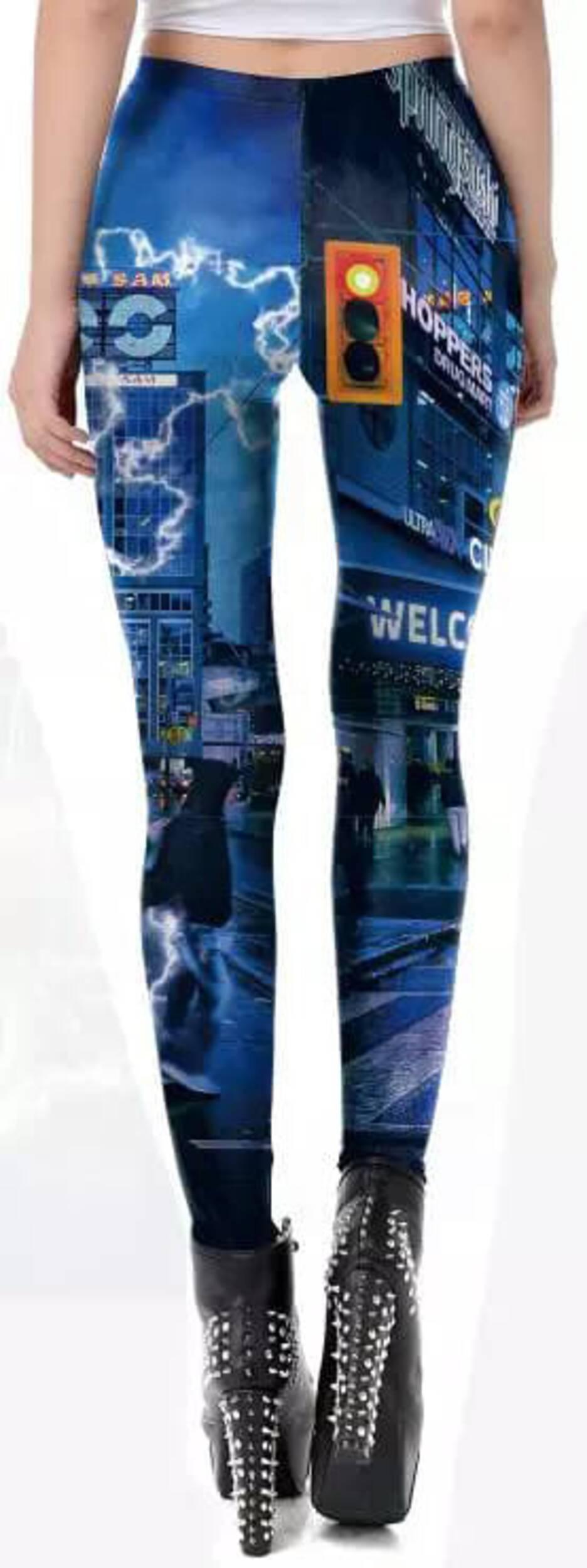 yonge dundas leggings