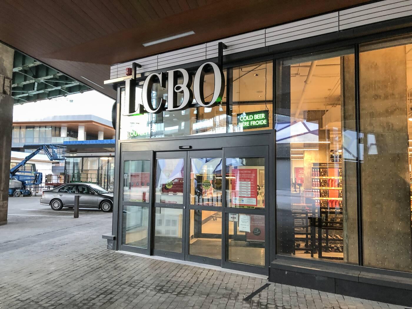 lcbo locations toronto