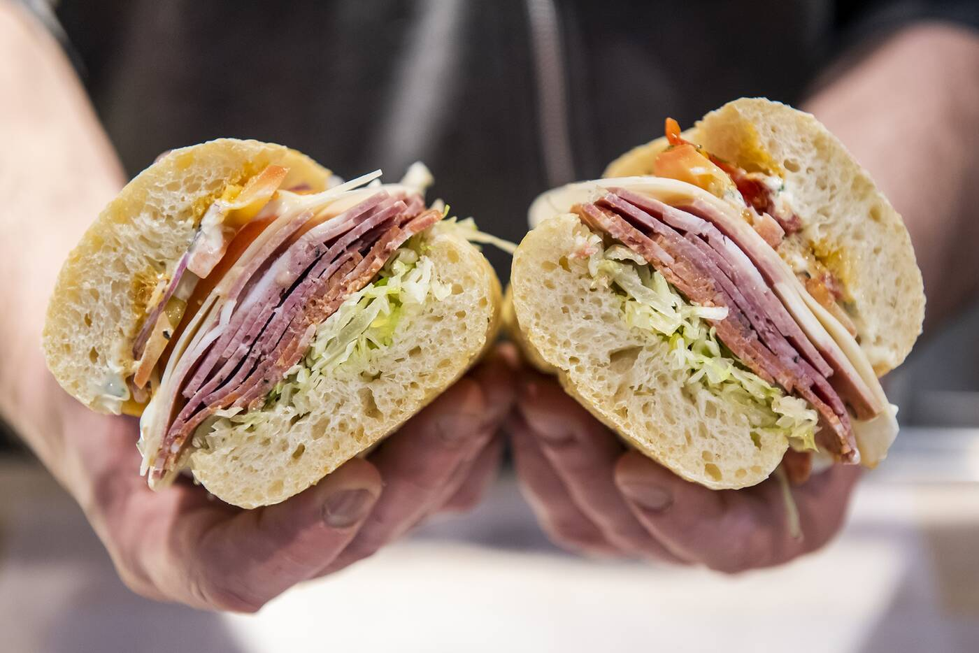 Sub Sandwich Toronto