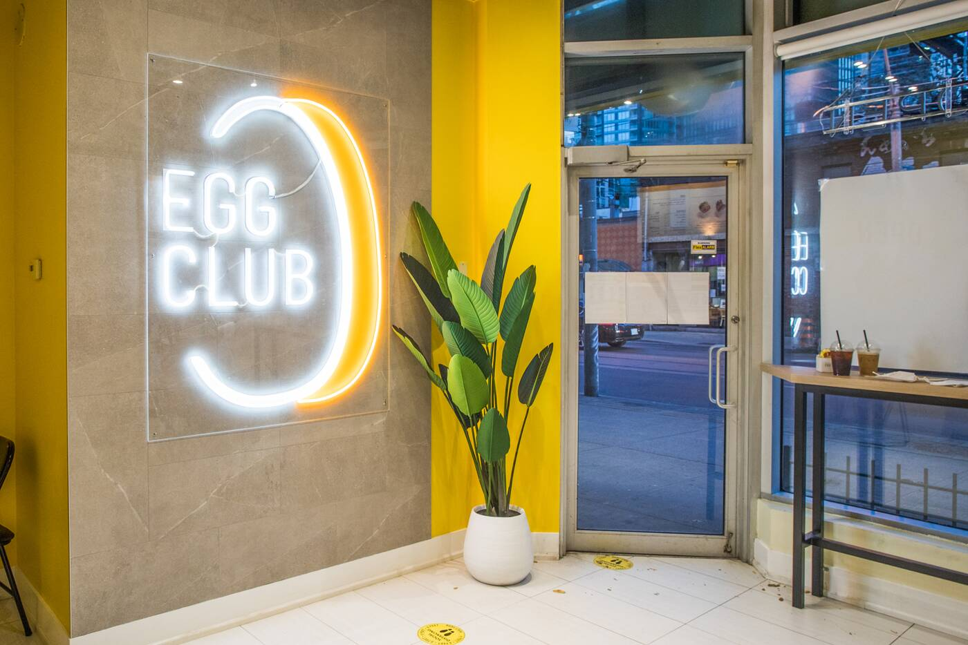 egg club toronto