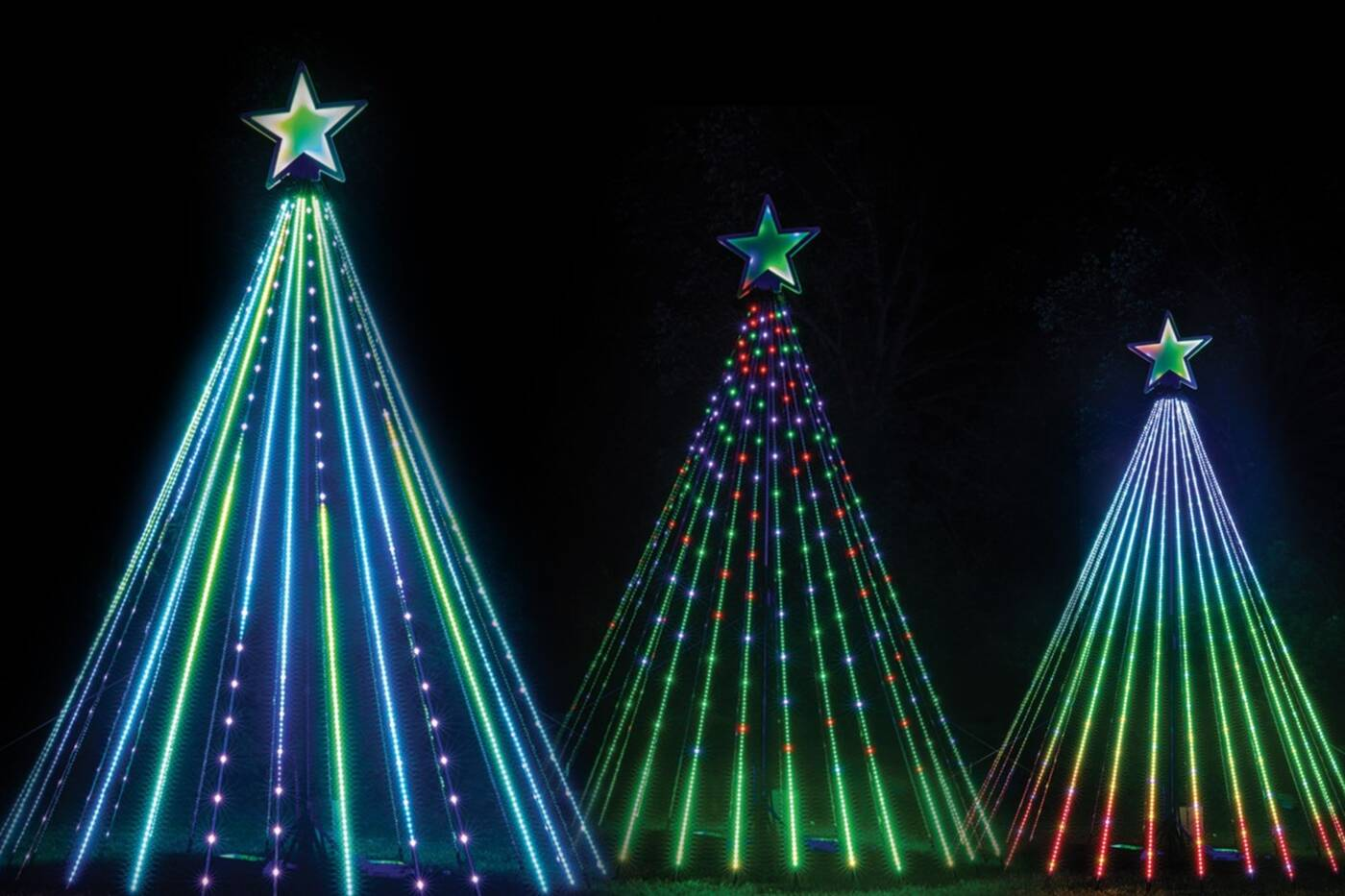 toronto holiday lights drive thru