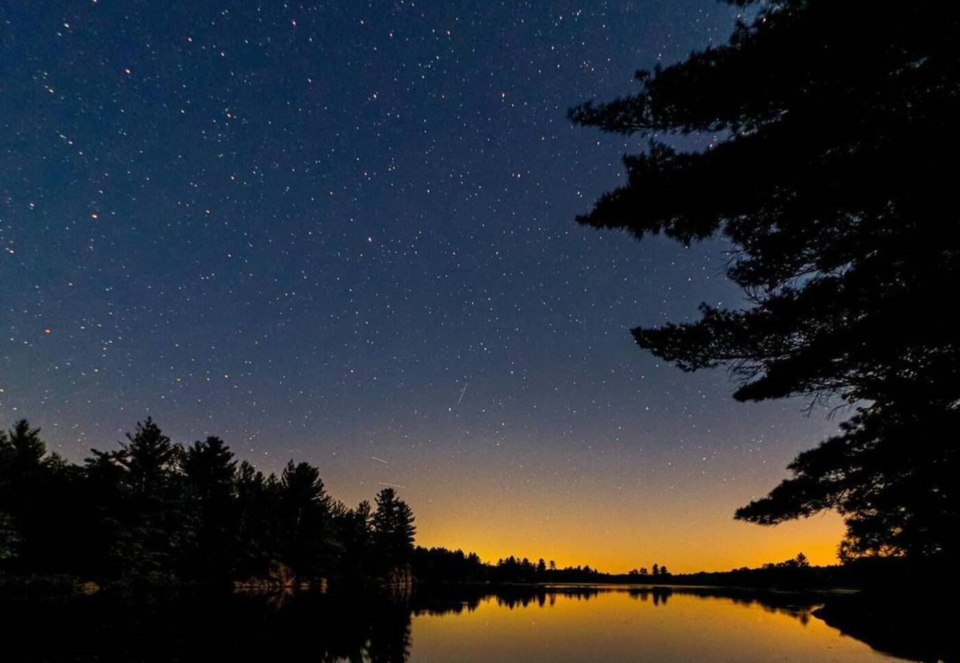 lennox addington dark sky viewing area