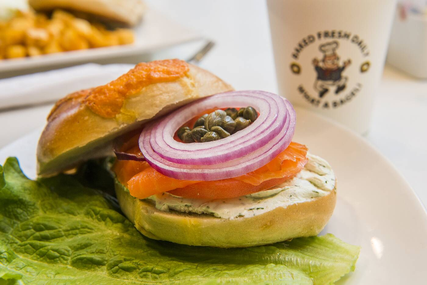 Bagel Sandwich Toronto