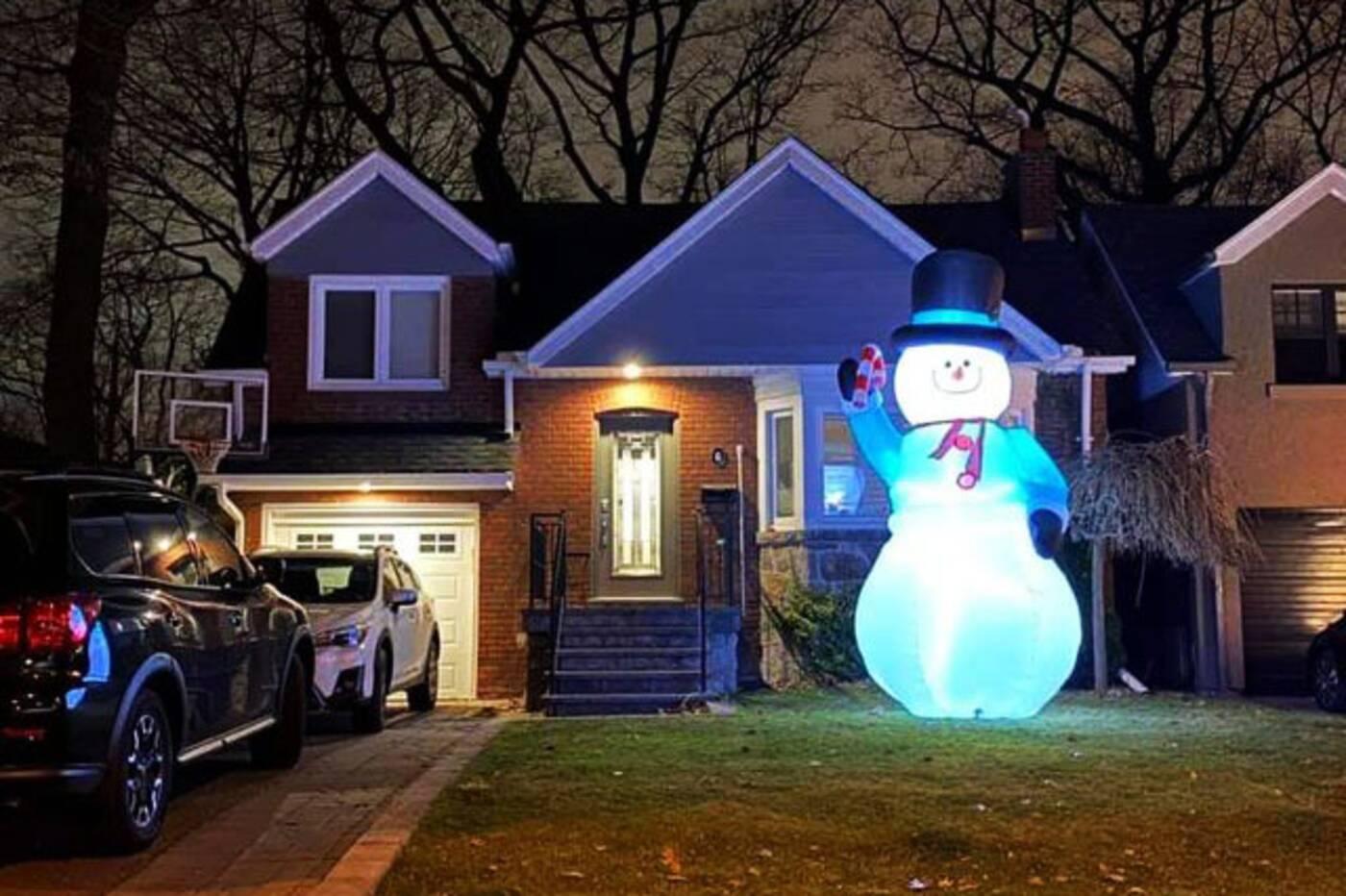 snowman club toronto