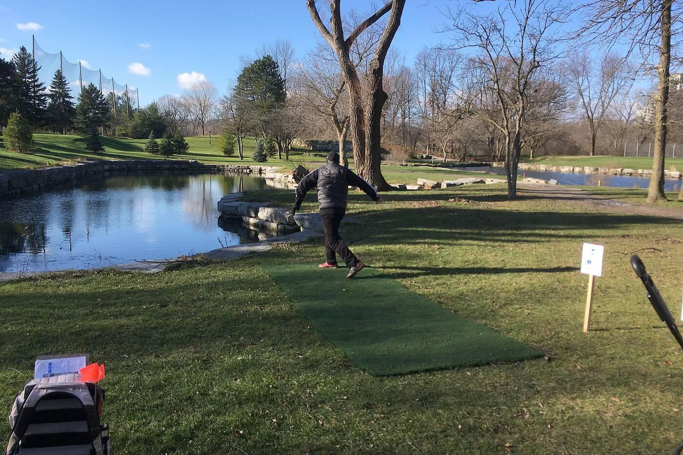 disc golf toronto
