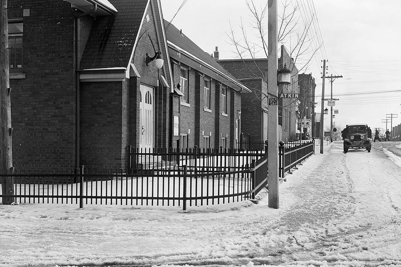 Brockton Village Toronto