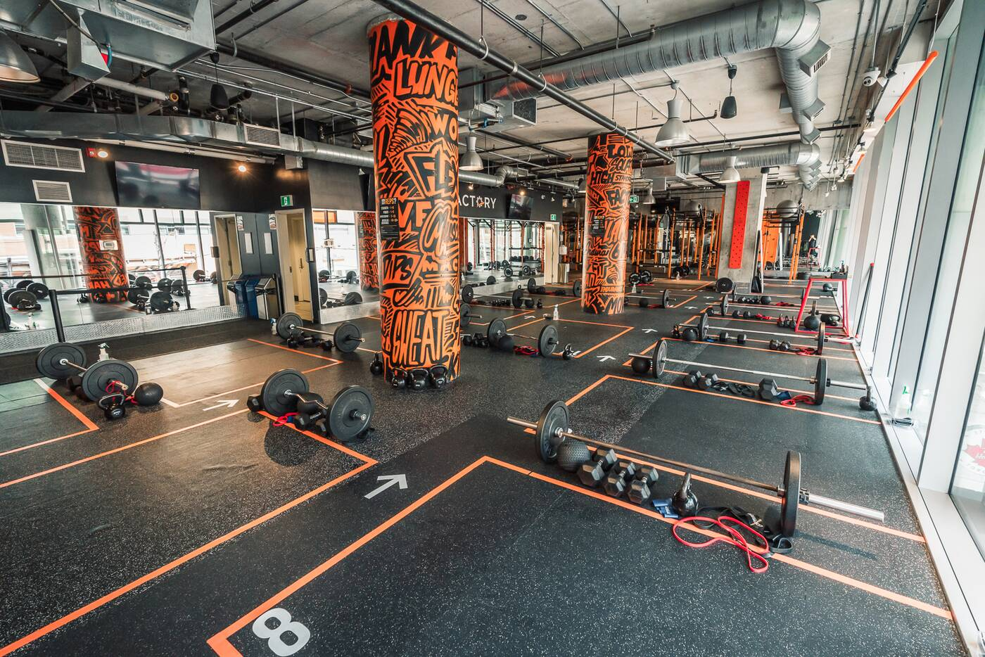 gyms in toronto